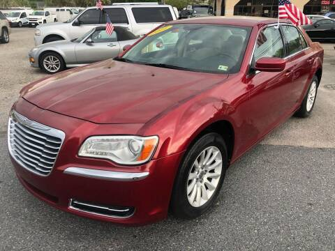 2011 Chrysler 300 for sale at Mega Autosports in Chesapeake VA