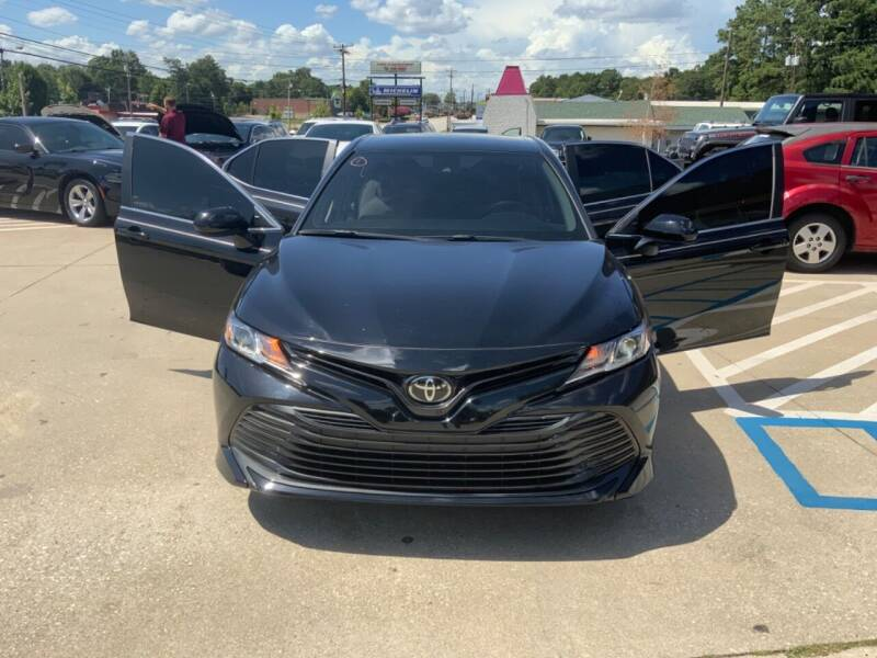 2018 Toyota Camry for sale at A & K Auto Sales in Mauldin SC