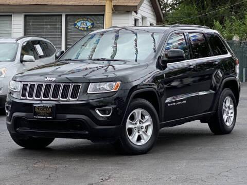 2014 Jeep Grand Cherokee for sale at Kugman Motors in Saint Louis MO