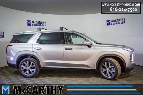 2021 Hyundai Palisade for sale at Mr. KC Cars - McCarthy Hyundai in Blue Springs MO