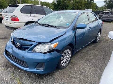 2012 Toyota Corolla for sale at ASAP Car Parts in Charlotte NC
