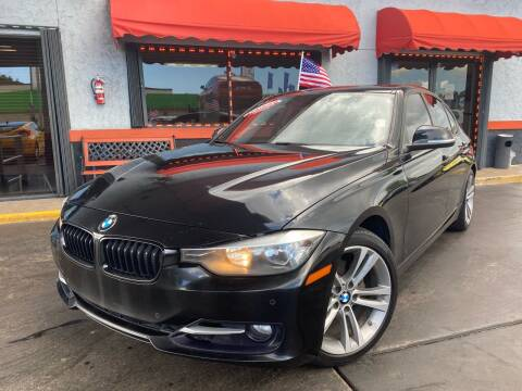 2015 BMW 3 Series for sale at MATRIX AUTO SALES INC in Miami FL