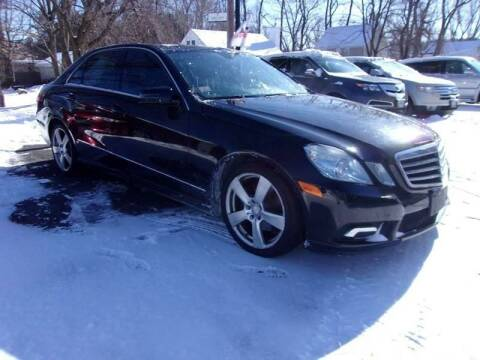 2011 Mercedes-Benz E-Class for sale at Top Line Import in Haverhill MA