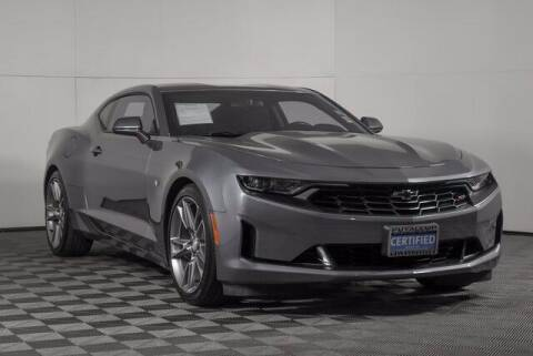 2020 Chevrolet Camaro for sale at Chevrolet Buick GMC of Puyallup in Puyallup WA