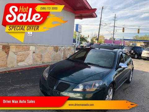 2006 Pontiac G6 for sale at Drive Max Auto Sales in Warren MI