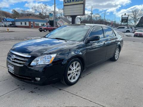 2007 Toyota Avalon for sale at RIVERSIDE AUTO SALES in Sioux City IA