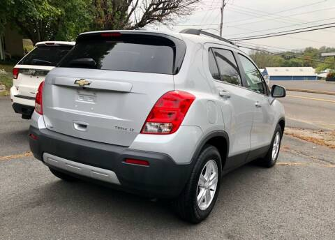 2015 Chevrolet Trax for sale at Mayer Motors of Pennsburg - Green Lane in Green Lane PA