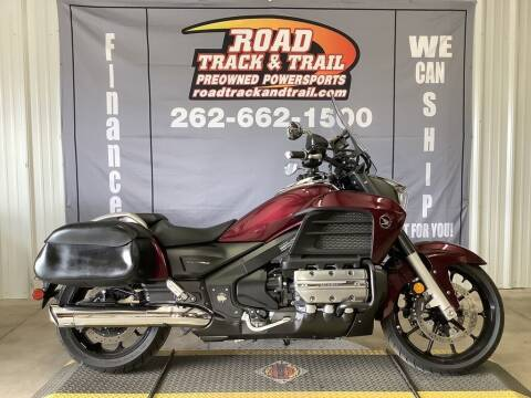 2014 Honda Gold Wing Valkyrie for sale at Road Track and Trail in Big Bend WI