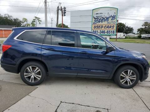 2017 Honda Pilot for sale at Steve's Auto Sales in Sarasota FL