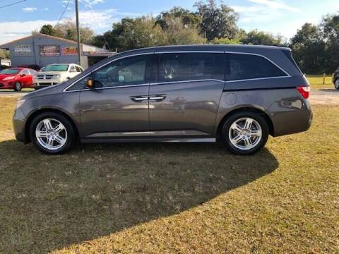 2012 Honda Odyssey for sale at Unique Motor Sport Sales in Kissimmee FL
