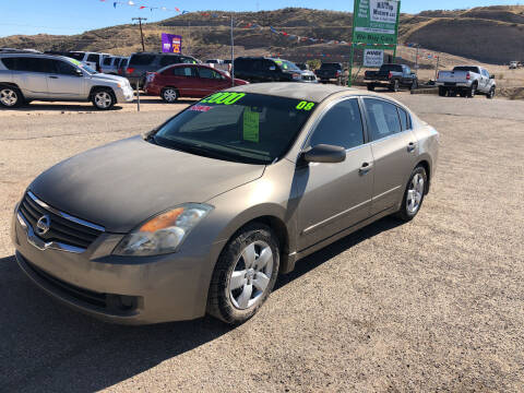 2008 Nissan Altima for sale at Hilltop Motors in Globe AZ