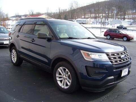 2016 Ford Explorer for sale at KERN MOTORS in Danville PA