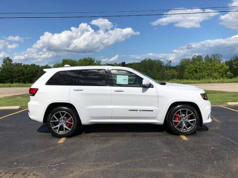 2017 Jeep Grand Cherokee for sale at Fox Valley Motorworks in Lake In The Hills IL