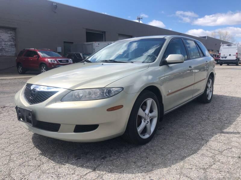 2004 Mazda MAZDA6 for sale at Used Cars 4 You in Serving NY
