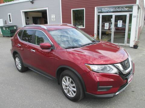 2018 Nissan Rogue for sale at Percy Bailey Auto Sales Inc in Gardiner ME