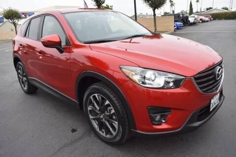 2016 Mazda CX-5 for sale at DIAMOND VALLEY HONDA in Hemet CA