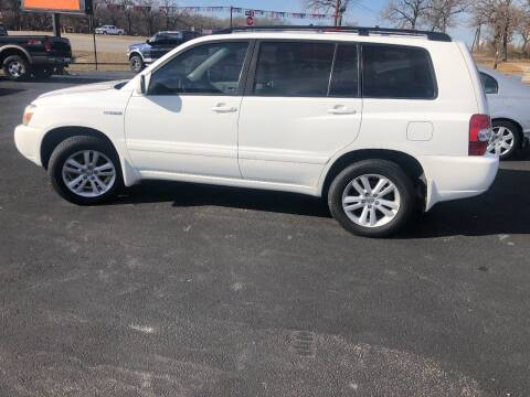2007 Toyota Highlander Hybrid for sale at Bam Auto Sales in Azle TX