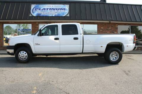 2007 Chevrolet Silverado 3500 Classic for sale at Platinum Auto World in Fredericksburg VA