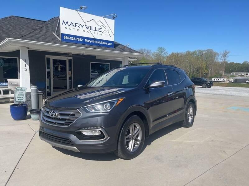 2018 Hyundai Santa Fe Sport for sale at Maryville Auto Sales in Maryville TN