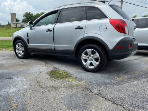 2013 Chevrolet Captiva Sport for sale at K & P Used Cars, Inc. in Philadelphia TN