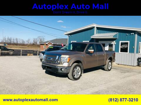 2011 Ford F-150 for sale at Autoplex Auto Mall in Terre Haute IN