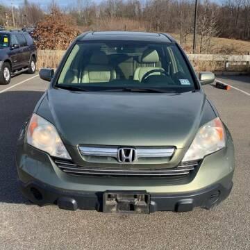 2008 Honda CR-V for sale at GLOBAL MOTOR GROUP in Newark NJ