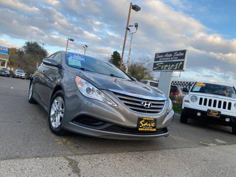 2014 Hyundai Sonata for sale at Save Auto Sales in Sacramento CA