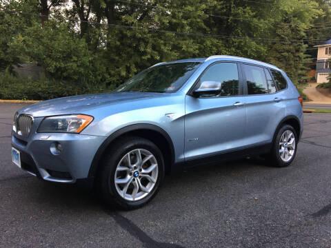2012 BMW X3 for sale at Car World Inc in Arlington VA