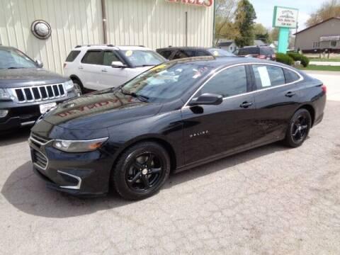 2016 Chevrolet Malibu for sale at De Anda Auto Sales in Storm Lake IA