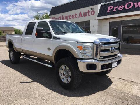 2011 Ford F-350 Super Duty for sale at Northwest Auto Sales & Service Inc. in Meeker CO