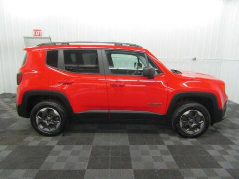 2017 Jeep Renegade for sale at Michigan Credit Kings in South Haven MI