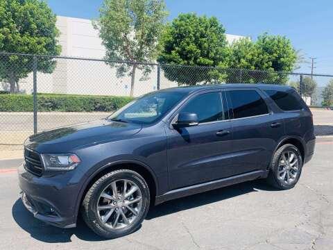 2014 Dodge Durango for sale at CARLIFORNIA AUTO WHOLESALE in San Bernardino CA