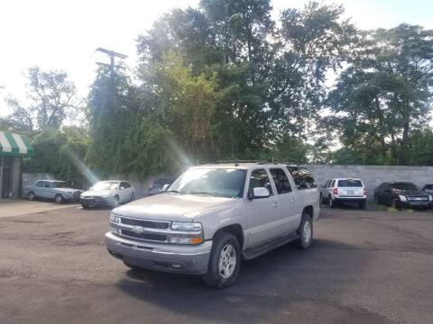 2006 Chevrolet Suburban for sale at Five Star Auto Center in Detroit MI