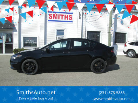 2015 Dodge Dart for sale at SmithsAuto.net in Hart MI