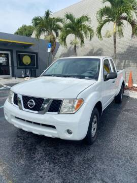2019 Nissan Frontier for sale at YOUR BEST DRIVE in Oakland Park FL