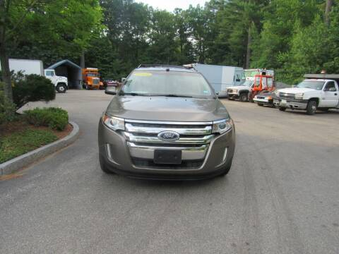 2012 Ford Edge for sale at Heritage Truck and Auto Inc. in Londonderry NH