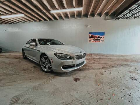 2013 BMW 6 Series for sale at Auto Warehouse Deals in Hollywood FL