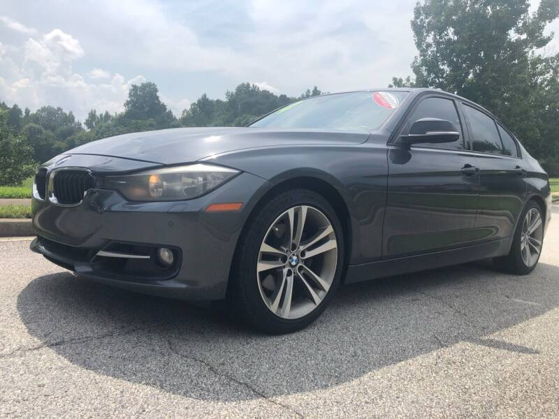 2014 BMW 3 Series for sale at Chris Motors in Decatur GA