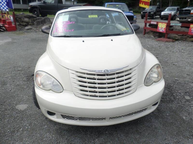 2006 Chrysler PT Cruiser for sale at FERNWOOD AUTO SALES in Nicholson PA