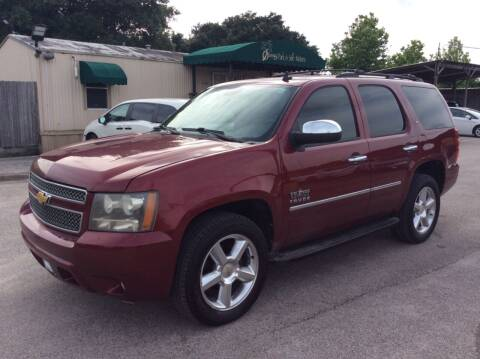 2011 Chevrolet Tahoe for sale at OASIS PARK & SELL in Spring TX