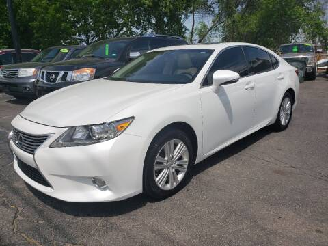 2013 Lexus ES 350 for sale at Real Deal Auto Sales in Manchester NH