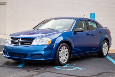 2014 Dodge Avenger for sale at Carland Auto Sales INC. in Portsmouth VA