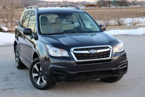 2018 Subaru Forester for sale at Big O Auto LLC in Omaha NE