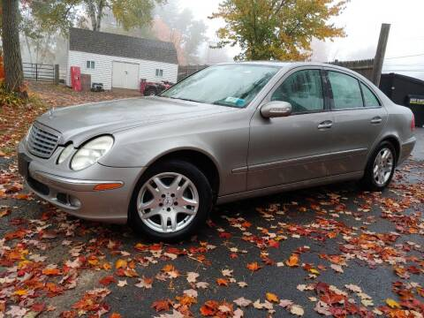 2006 Mercedes-Benz E-Class for sale at J's Auto Exchange in Derry NH