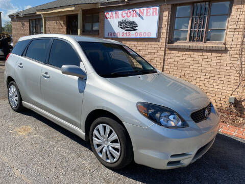 2004 Toyota Matrix for sale at Car Corner in Memphis TN