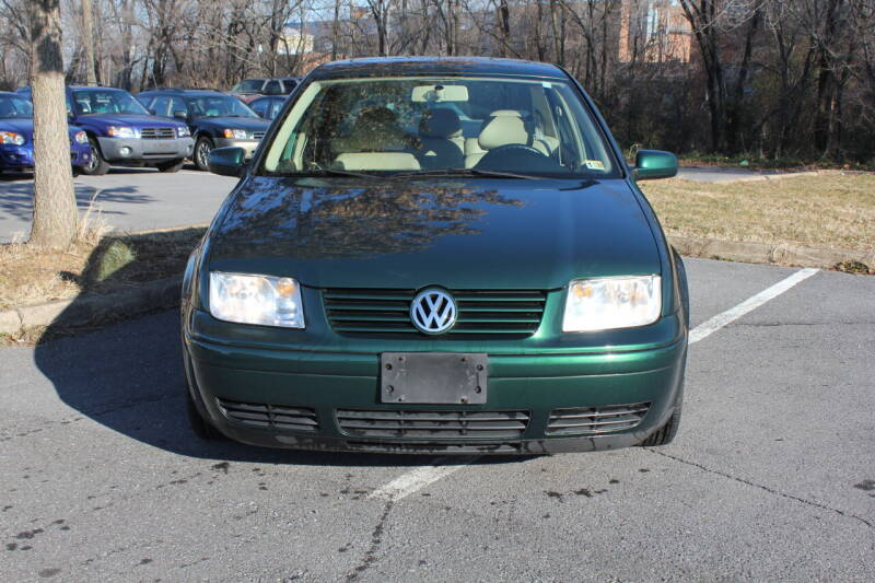 1999 Volkswagen Jetta for sale at Auto Bahn Motors in Winchester VA