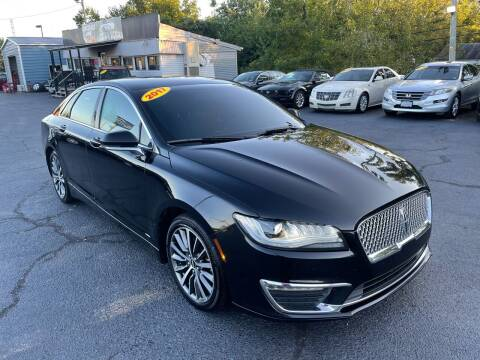2017 Lincoln MKZ Hybrid for sale at LexTown Motors in Lexington KY