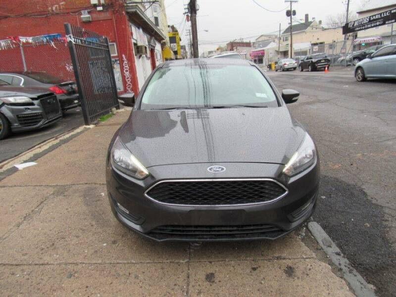 2016 Ford Focus for sale at MFG Prestige Auto Group in Paterson NJ