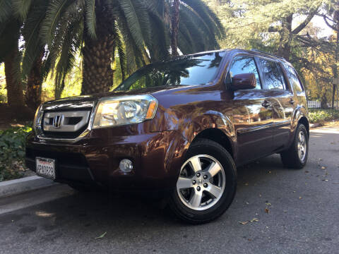2011 Honda Pilot for sale at Valley Coach Co Sales & Lsng in Van Nuys CA