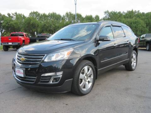 2013 Chevrolet Traverse for sale at Low Cost Cars North in Whitehall OH